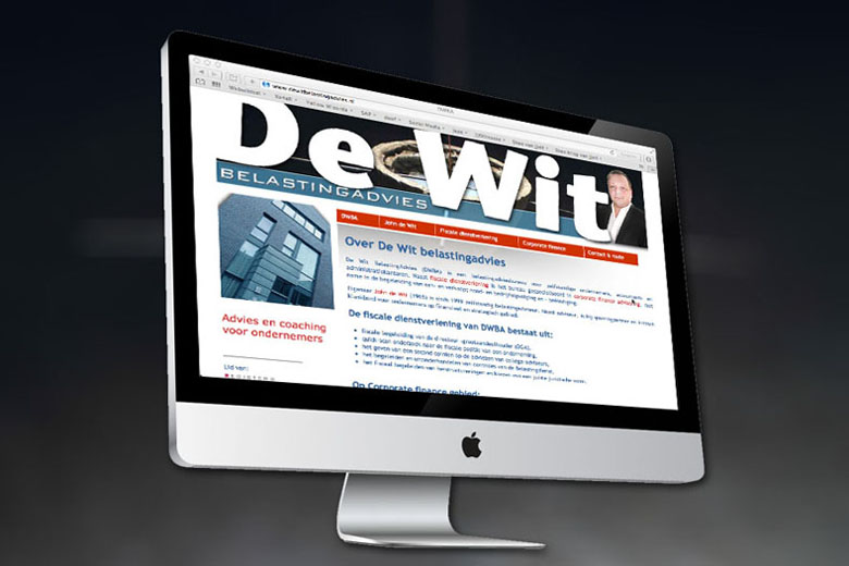 De Wit website
