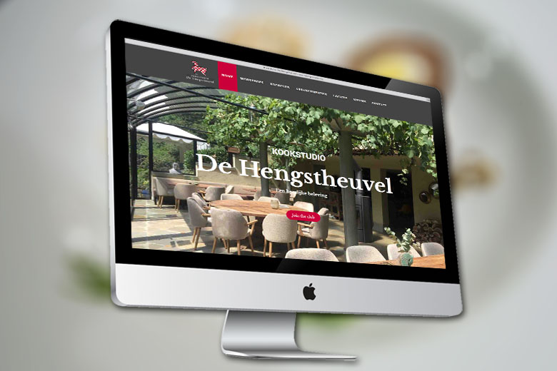 De Hengstheuvel website