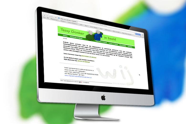In Beeld website