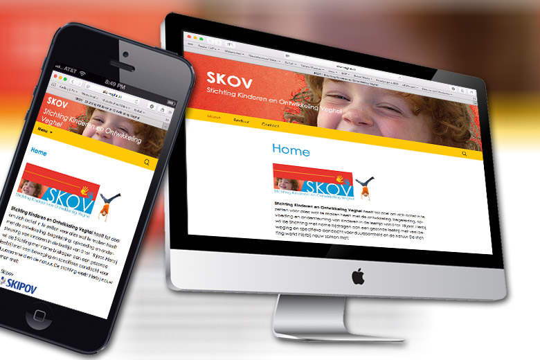 SKO Veghel website