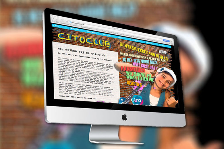 Citoclubp website