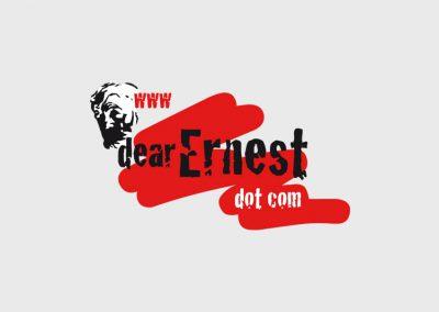 Logo band Dear Ernest
