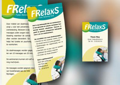 Huisstijl Frelaxs