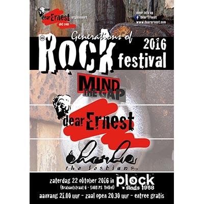 Poster GOR festival