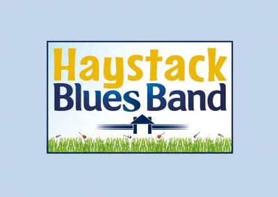 Logo Haystack Blues Band