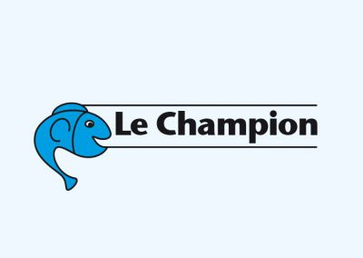 Logo Le Champion