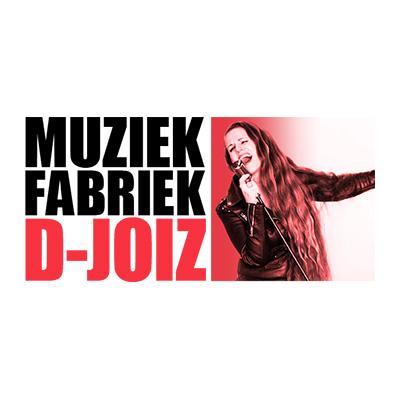 Logo Muziekfabriek D-joiz