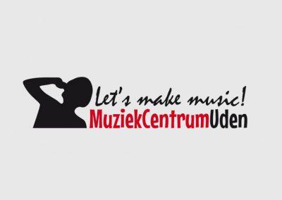 Logo Muziekcentrum Uden