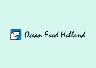 Logo Ocean Food Holland