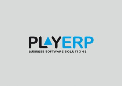 Logo PlayErp business software solutions