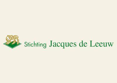 Logo Stichting Jacques de Leeuw