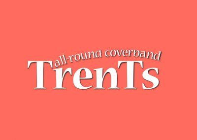 Logo Trents all-round coverband