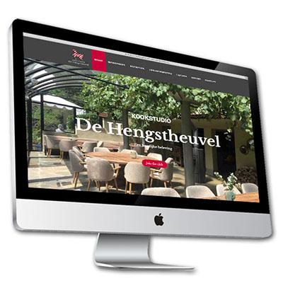 Website de Hengstheuvel Uden