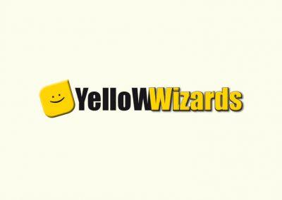 Logo Yellow Wizards