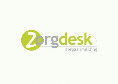 Logo Zorgdesk