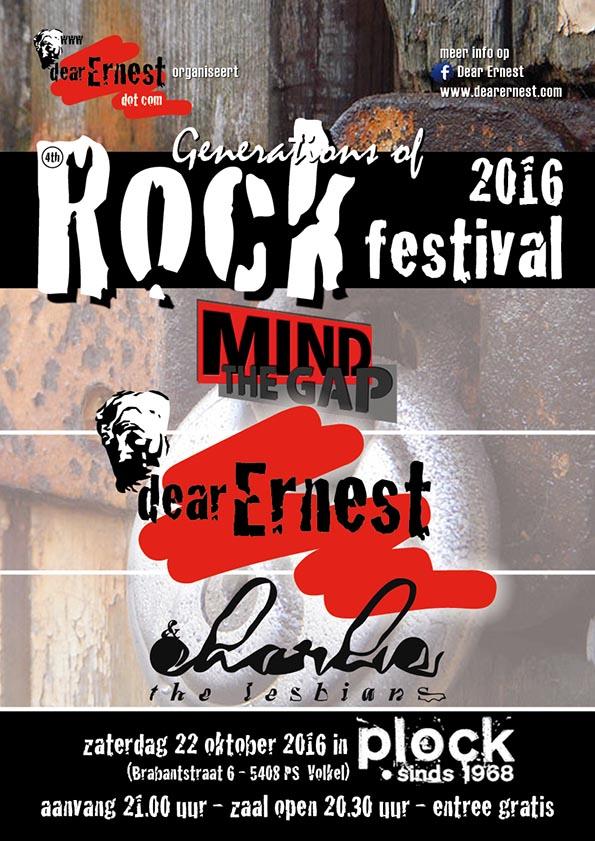 Poster GOR Festival 2016