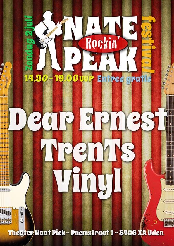 Poster Rockin' Nate Peak Poster
